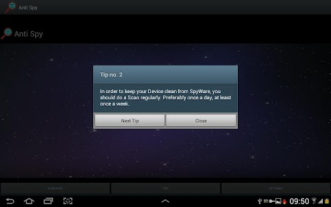 Anti Spy (SpyWare Removal) screenshot 8