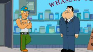 The American Dad After School Special