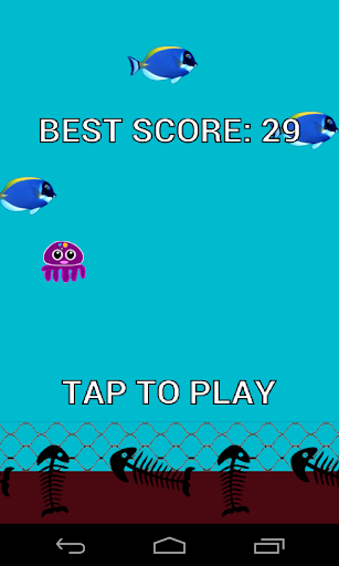 Flappy Octopus