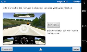 Screenshot of 360° online – Die App