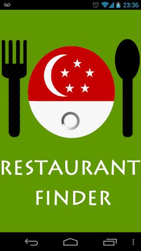 Restaurant Finder - Singapore