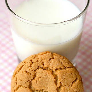 Chewy Peanut Butter Cookies No Brown Sugar Recipes.