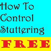 How To Control Stuttering