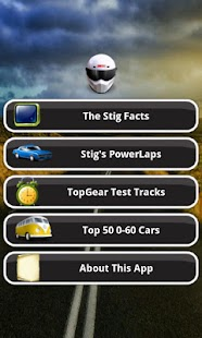 The Stig Facts screenshot
