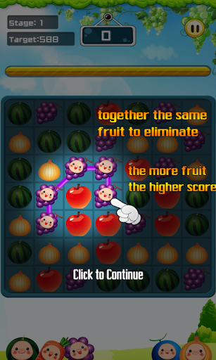 Fruits Connect