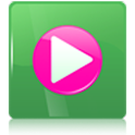 Mp3 RMVB Mp4 FLV Media Player logo