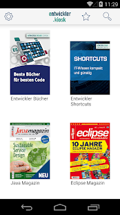 Entwickler Kiosk- screenshot thumbnail