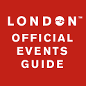 London Official Events Guide icon