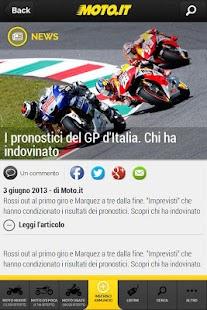 Moto.it- screenshot thumbnail