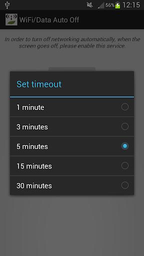 【免費工具App】WiFi/Data Auto Off-APP點子
