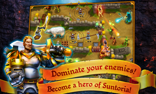 Defenders of Suntoria v1.1.0 Mod APK+DATA 5