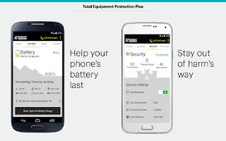 Screenshot of Sprint Protect