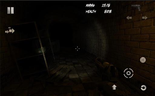 Dead Bunker II Spel för Android screenshot