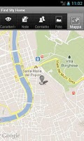 Screenshot of Find My Home Lite