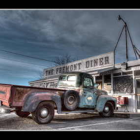 The Diner by Kevin Denton - Buildings & Architecture Other Exteriors ( ca, builds, california, sonoma california, buildings, fremont diner, napa,  )