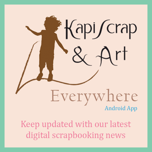 KapiScrap Everywhere LOGO-APP點子