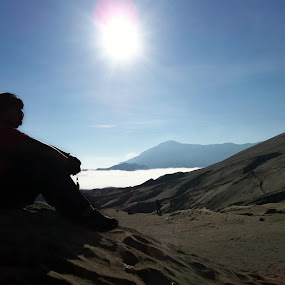 When in Bromo by Dayan Ramly - Novices Only Portraits & People ( bromo )