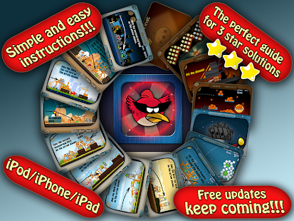 Space Guide for Angry Birds