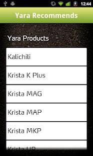 Yara CheckIT- screenshot thumbnail