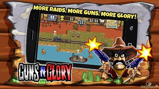Guns'n'Glory FREE - screenshot thumbnail