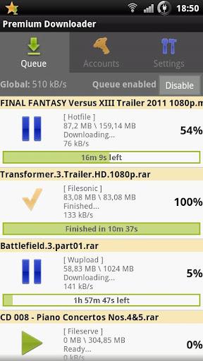 Premium Downloader v1.09