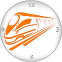 IRCTC Railway Timetable ♛ icon