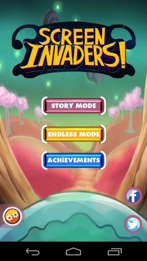 Screen Invaders