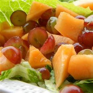 Melon Grape Salad