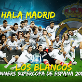 real madrid(hala madrid)