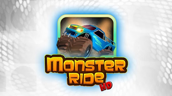 Monster Ride HD - Free Games Screenshot