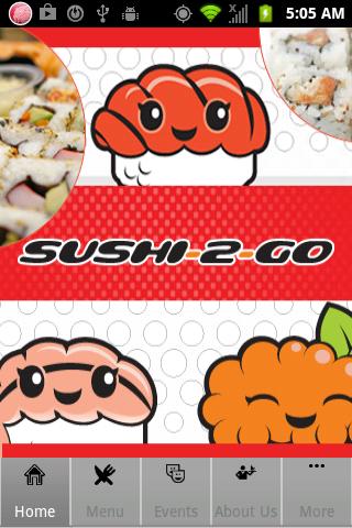 Sushi-2-Go
