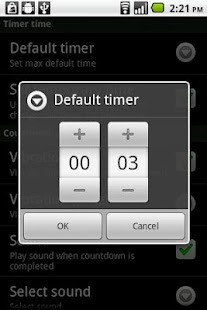Graphic timer - screenshot thumbnail