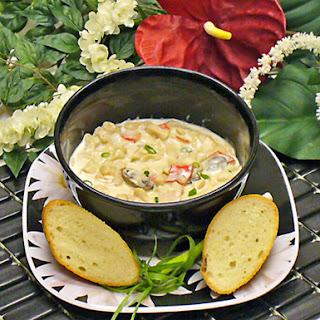Seafood Pasta Chowder