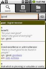 English Thesaurus Dictionary