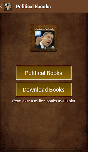 Political Ebooks