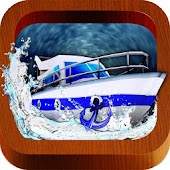 3D Boat Parking Ship simulator