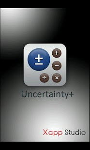 Uncertainty+- screenshot thumbnail