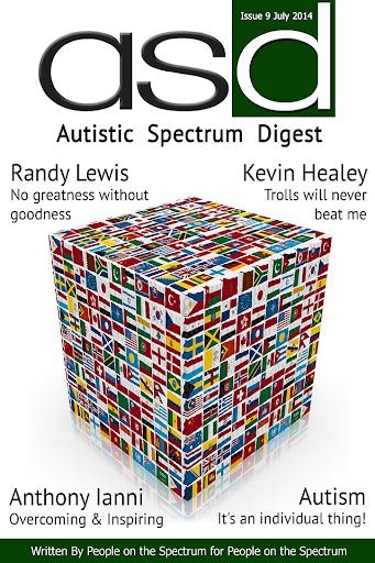 【免費生活App】Autistic Spectrum Digest-APP點子