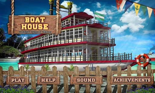 Boat House Free Hidden Objects