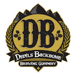 "Logo of Devil's Backbone ""Risen"" Imperial Coffee Brown Ale"
