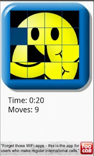 15 Sliding Tile Puzzle - screenshot thumbnail