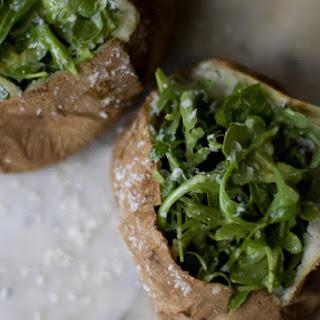 Sea Salt Baked Potatoes