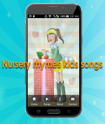 Nursery rhymes kids songs