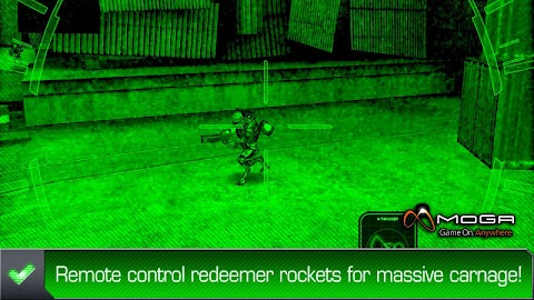 Razor Salvation Screenshot 10