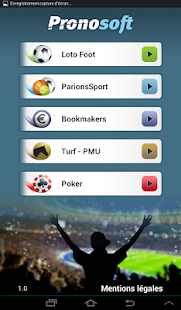 Pronosoft - screenshot thumbnail