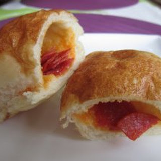 Simple Pepperoni Roll