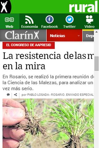 Clarin Rural