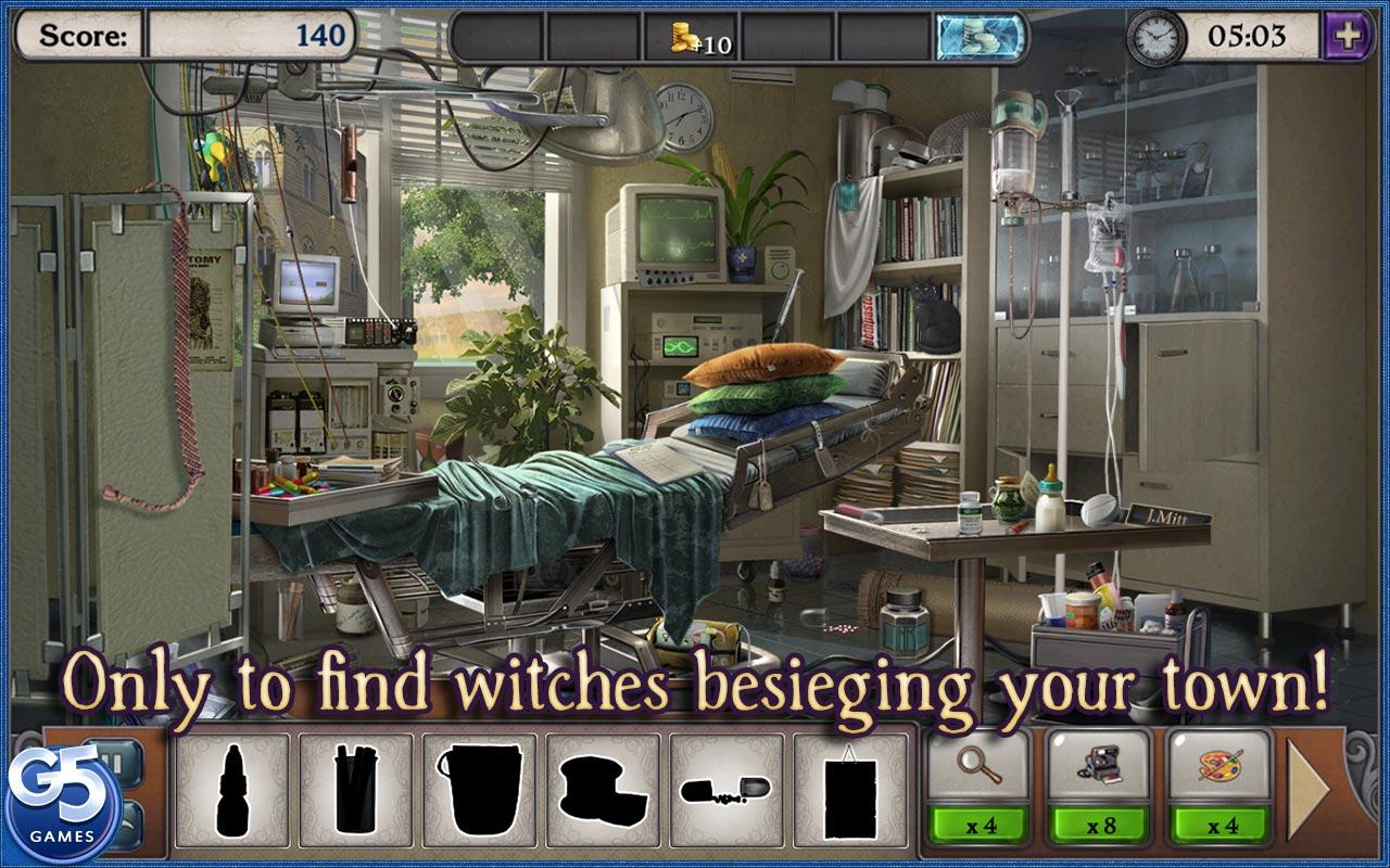 Letters From Nowhere: Mystery - screenshot