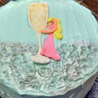 Healthier Vegan Vanilla Cake