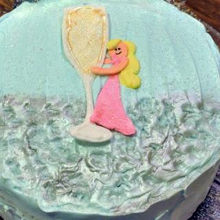 Healthier Vegan Vanilla Cake.